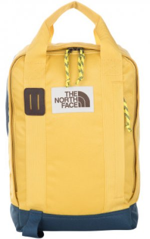 Рюкзак Tote The North Face. Цвет: желтый