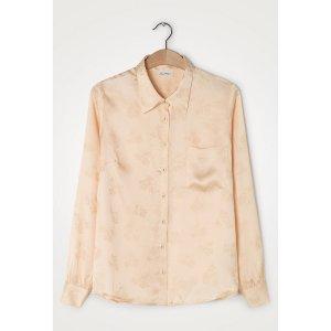 Блуза LaRedoute. Цвет: розовый