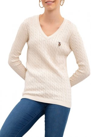 Пуловер U.S. Polo Assn.. Цвет: vr019