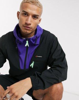 Черная куртка 90-Черный Berghaus