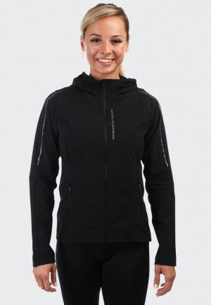 Толстовка Anta Running Jogging. Цвет: черный