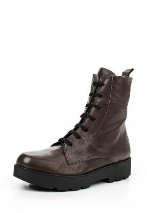 Ботинки Paola Ferri by Alba Moda. Цвет: коричневый