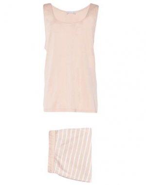 Пижама HANRO. Цвет: пудровый