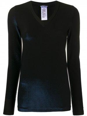 Пуловер Wilma Wolford. Цвет: синий