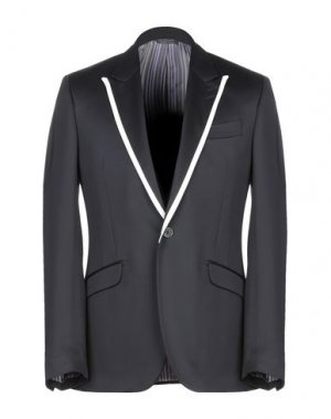 Пиджак CARLO PIGNATELLI OUTSIDE. Цвет: темно-синий