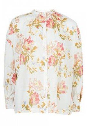 Блуза SEMICOUTURE. Цвет: разноцветный