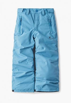 Брюки сноубордические Rip Curl OLLY GROM PT. Цвет: синий