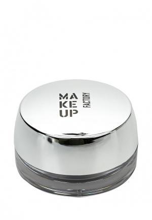 Гель для бровей Make Up Factory Стойкий Ultrastay Brow Cream тон 3 темно коричневый. Цвет: коричневый