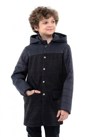 Пиджак Talvi. Цвет: серый