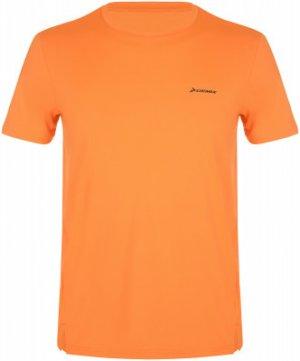 Футболка мужская , размер 54 Demix. Цвет: оранжевый