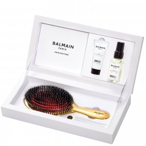 Golden Spa Brush Set Balmain