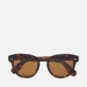 Солнцезащитные очки Cary Grant Sun Oliver Peoples. Цвет: коричневый