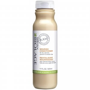 R.A.W Nourish Conditioner Natural Dry Hair Condtioner To 325ml Biolage