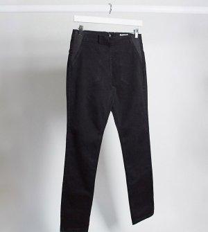 Черные джинсы с завышенной талией Mamalicious-Черный Mama.licious