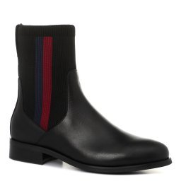 Ботинки FW0FW04156 черный TOMMY HILFIGER