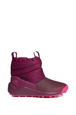 Ботинки ActiveSnow C.RDY C adidas. Цвет: розовый