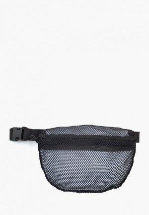 Сумка поясная ORZ-design. Цвет: серый