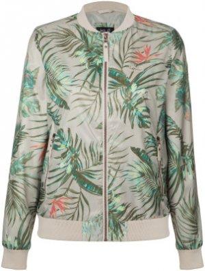 Ветровка женская Jack Wolfskin Tropical, размер 52-54. Цвет: бежевый