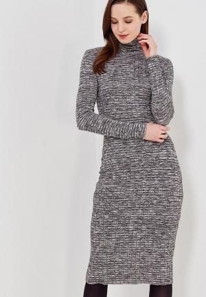 Платье Adore Atelier. Цвет: серый