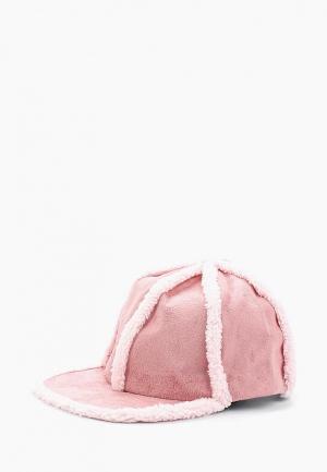 Бейсболка Bradex. Цвет: розовый