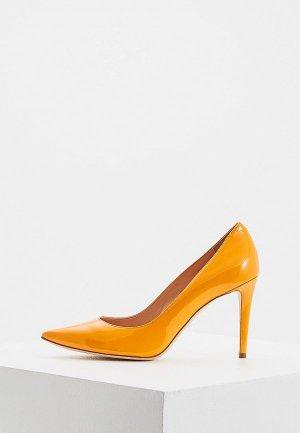Туфли Ballin. Цвет: оранжевый