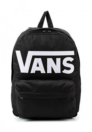 Рюкзак Vans M OLD SKOOL II BACKP BLACK-WHITE. Цвет: черный