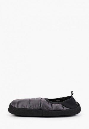 Тапочки Bask D-TUBE SLIPPERS. Цвет: черный