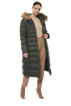 Пальто La Reine Blanche. Цвет: graphit