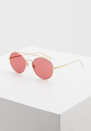 Очки солнцезащитные Marc Jacobs 456/S J5GRED RED AR. Цвет: золотой