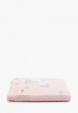 Плед Choupette 90х100 см. Цвет: розовый