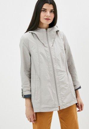 Куртка Dixi-Coat. Цвет: серый