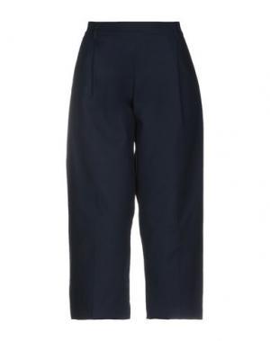 Повседневные брюки SISTE' S. Цвет: темно-синий