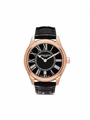 Наручные часы Classic Lady Quartz 36 мм Frédérique Constant. Цвет: розовый
