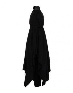 Короткое платье GARETH PUGH. Цвет: черный