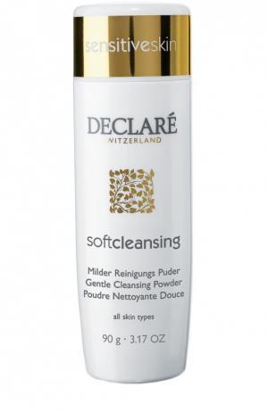 Мягкая очищающая пудра Gentle Cleansing Powder Declare. Цвет: бесцветный