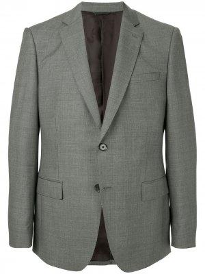 Durban строгий костюм-двойка D'urban. Цвет: серый