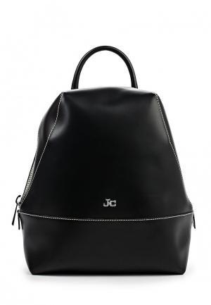 Рюкзак Jacky&Celine. Цвет: черный
