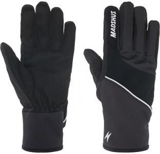 Перчатки , размер 10 Madshus. Цвет: черный