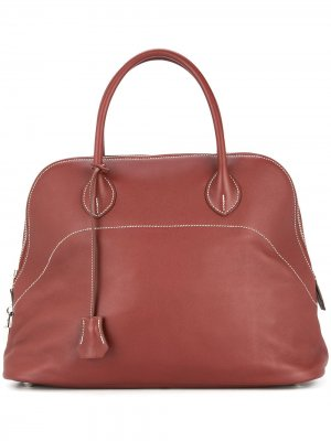 Сумка-тоут Bolide pre-owned Hermès. Цвет: коричневый