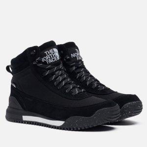 Мужские ботинки Back To Berkeley III Textile Waterproof The North Face. Цвет: чёрный