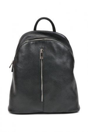Backpack CARLA FERRERI. Цвет: black