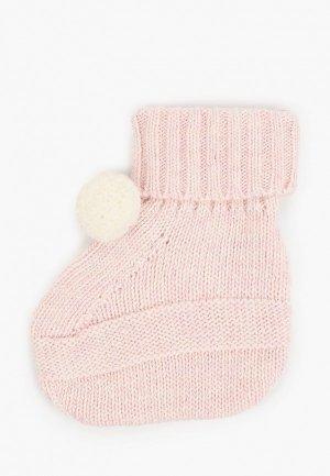 Носки Снег Идёт. Цвет: розовый