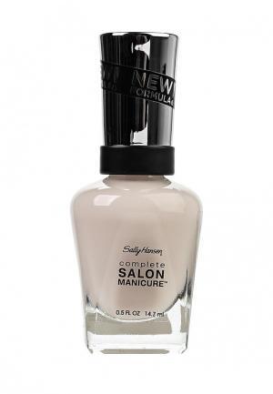 Лак для ногтей Sally Hansen Salon Manicure Keratin тон shell we dance l #160 14,7 мл. Цвет: бежевый