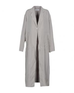 Легкое пальто MARIOS. Цвет: серый