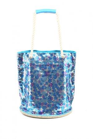Сумка Folia. Цвет: синий, фиолетовый, серебро