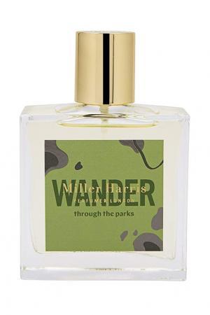 Парфюмерная вода Wander Through Parks, 50 ml Miller Harris. Цвет: без цвета