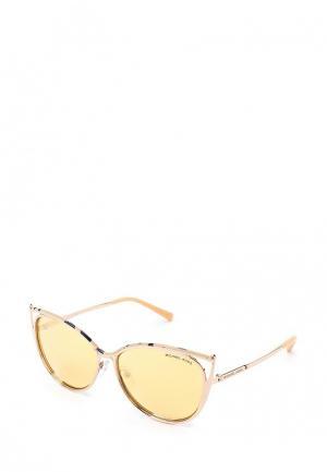 Очки солнцезащитные Michael Kors MK1020 11657J. Цвет: золотой