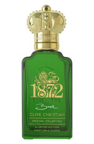 Духи 1872 Basil Clive Christian. Цвет: бесцветный