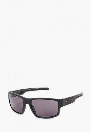 Очки солнцезащитные Tommy Hilfiger TH 1806/S 003. Цвет: серый