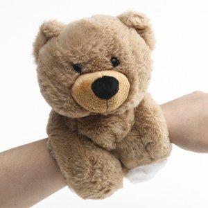 Мягкая игрушка медведь Milo toys